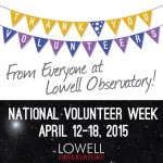 Happy National Volunteer Week! Thank you to all of our…